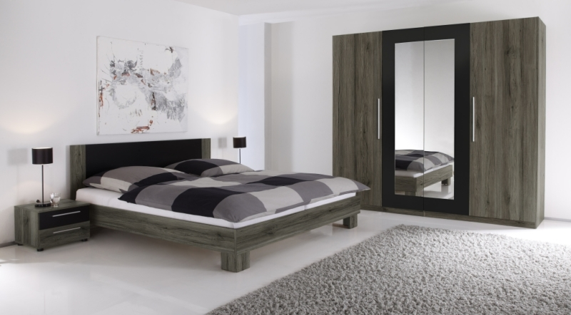 schlafzimmer set martina komplette schlafzimmer. Black Bedroom Furniture Sets. Home Design Ideas
