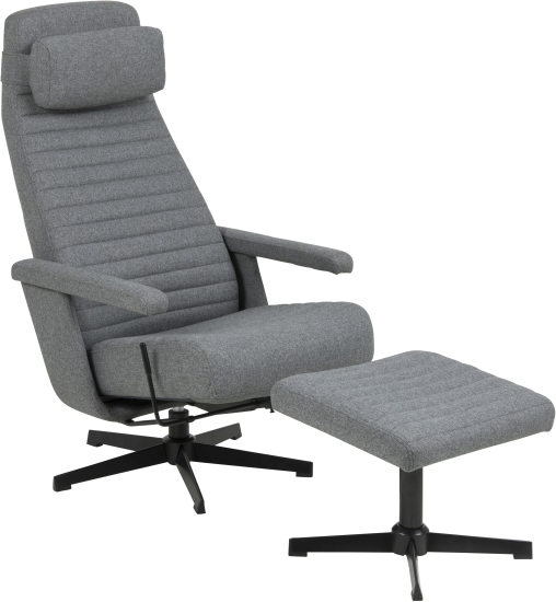 Beautiful Relaxsessel Mit Hocker Tranby With Relex Sessel