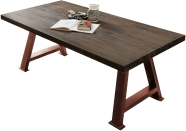 Esstisch 220 x 100 cm TOPS & TABLES