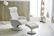 Relax Chair mit Hocker RICARDA