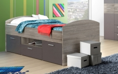 kinderbetten g nstig im mega m bel sb online shop. Black Bedroom Furniture Sets. Home Design Ideas