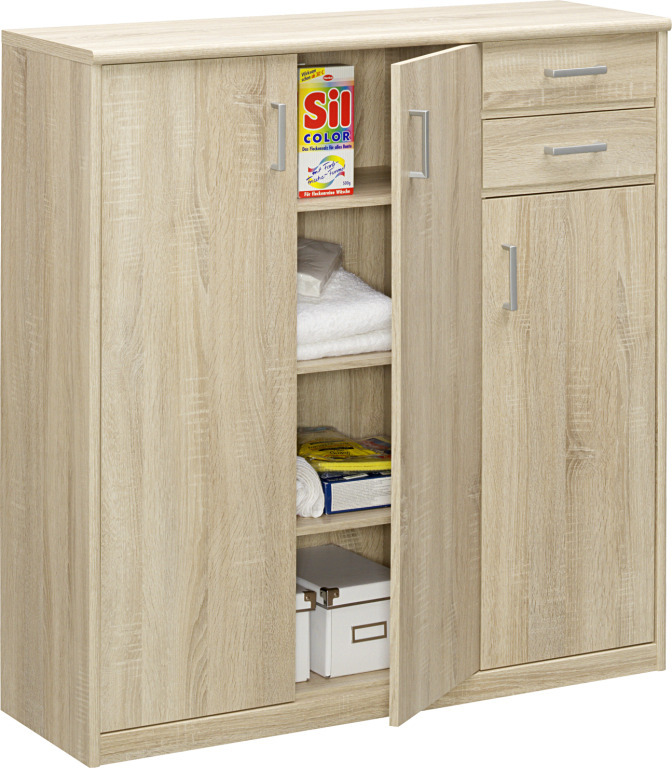 mehrzweckschrank soft plus 51 61 sb m bel discount. Black Bedroom Furniture Sets. Home Design Ideas