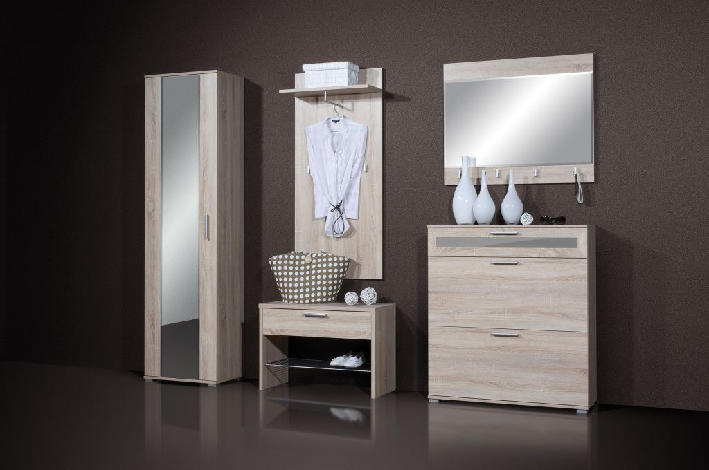 garderobe maxima sb m bel discount. Black Bedroom Furniture Sets. Home Design Ideas