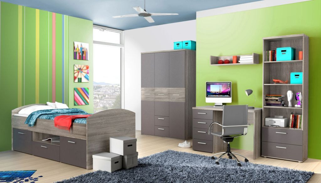 jugendzimmer jimmy sb m bel discount. Black Bedroom Furniture Sets. Home Design Ideas