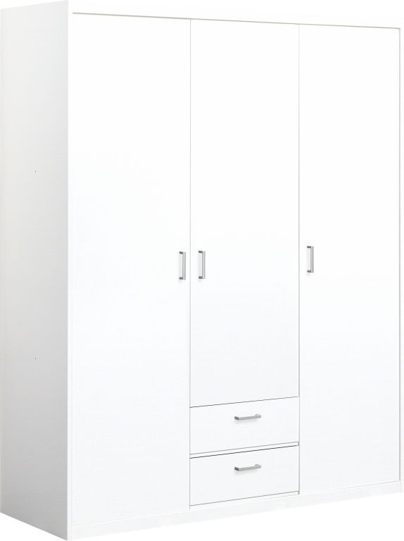 kleiderschrank soft plus 12 140 sb m bel discount. Black Bedroom Furniture Sets. Home Design Ideas