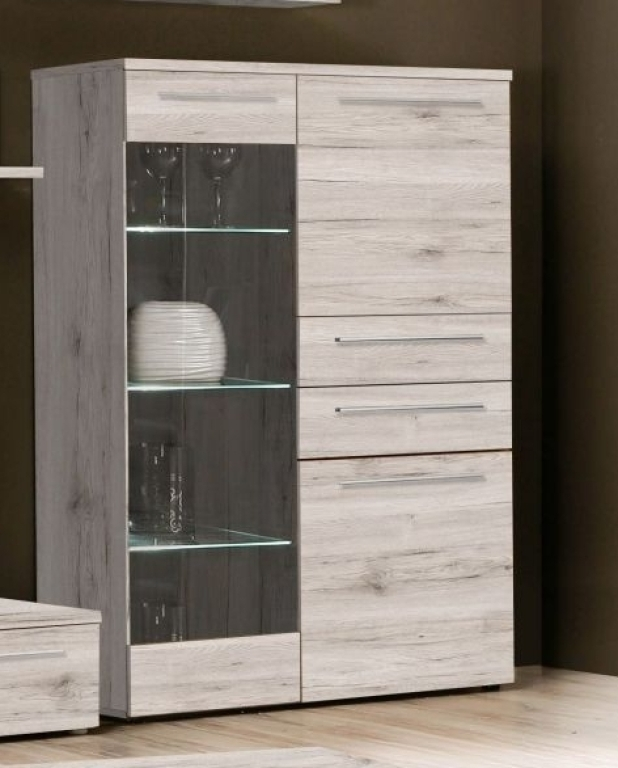 vitrine savoy sb m bel discount. Black Bedroom Furniture Sets. Home Design Ideas