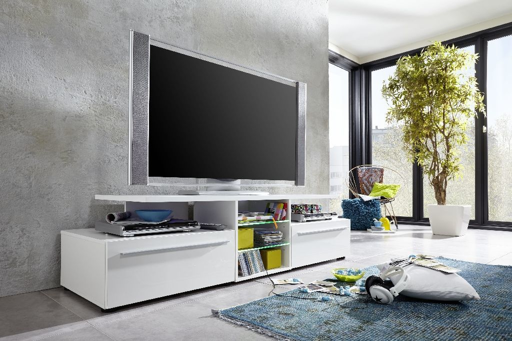tv lowboard version sb m bel discount. Black Bedroom Furniture Sets. Home Design Ideas