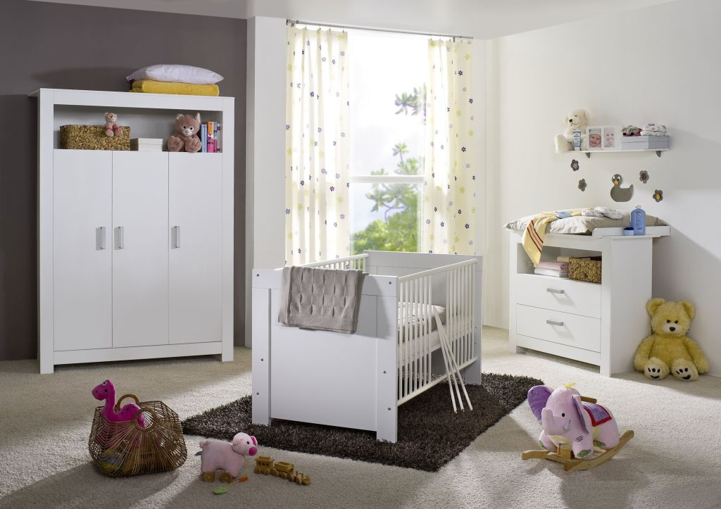 babyzimmer komplett g nstig. Black Bedroom Furniture Sets. Home Design Ideas