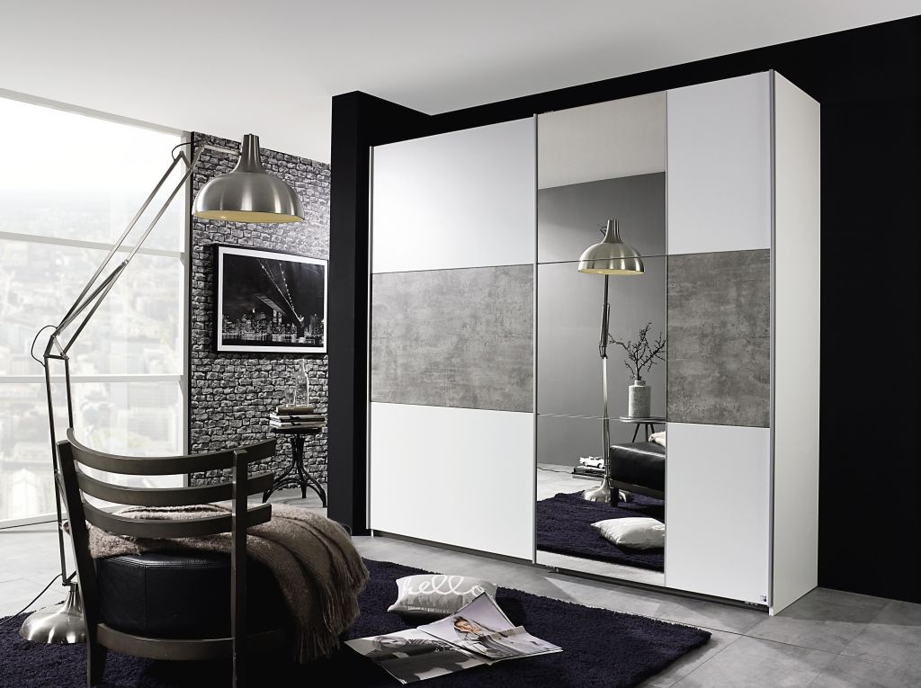 schwebet renschrank prenzlau angebot 33 reduziert 2 t rig alpinwei stone grey. Black Bedroom Furniture Sets. Home Design Ideas