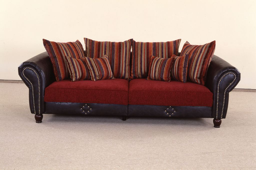 Big Sofa Bigsofa Xxl Kolonialstil Couch Afrika 320 Cm Mit Hocker Und Pictures: big sofa hocker
